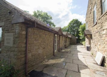 Thumbnail 1 bed flat to rent in Bungalow 6, Viewfield House And Mews, Oozehead Lane