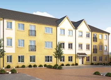 "Thumbnail 2 bed flat for sale in ""The Constable At Weaver's Meadow"" at The Mews, Radiator Road, Great Cornard, Sudbury"