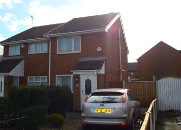 Thumbnail 2 bed semi-detached house to rent in Cardigan Way, Liverpool