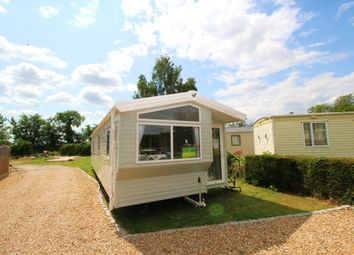 Thumbnail 2 bedroom bungalow for sale in Wayside Caravan Park Way Hill, Minster, Ramsgate