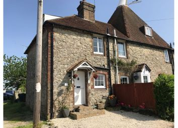 Thumbnail 2 bed cottage for sale in Wierton Road, Maidstone