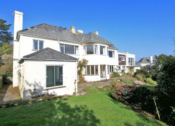Thumbnail 4 bedroom detached house for sale in Trelawney Road, St. Mawes, Truro