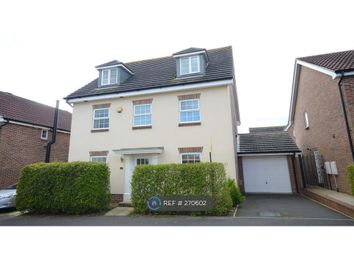 Thumbnail 5 bed detached house to rent in Spencers Wood, Reading