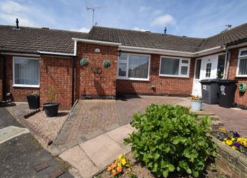 Thumbnail 1 bed terraced bungalow for sale in Wendys Close, Thurnby Lodge, Leicester