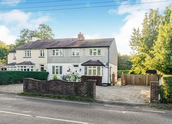 Thumbnail 3 bed semi-detached house for sale in Ash Road, Hartley, Kent