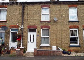 Thumbnail 3 bedroom terraced house for sale in Downham Market, Norfolk