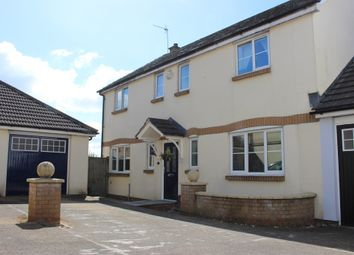 Thumbnail 4 bed link-detached house for sale in Parish Mews, Yeovil