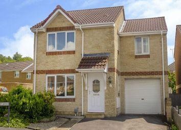 Thumbnail 3 bedroom detached house for sale in Swift Avenue, Swindon