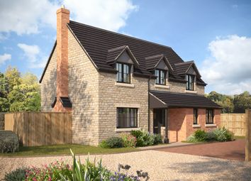 Thumbnail 4 bedroom detached house for sale in Kingsfield Lane, Hanham, Bristol