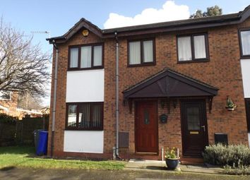 Thumbnail 3 bed semi-detached house for sale in Plattbrook Close, Manchester, Greater Manchester