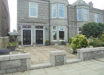 Thumbnail 1 bed flat to rent in Cromwell Road, Aberdeen