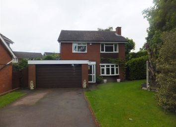 Thumbnail 4 bed detached house for sale in St. Andrews Road, Sutton Coldfield
