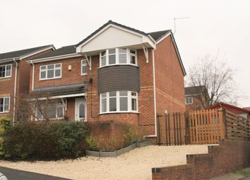Thumbnail 4 bed detached house for sale in Pond Lane, New Tupton, Chesterfield