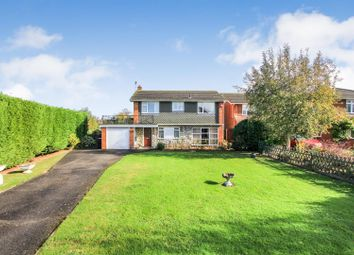 Thumbnail 4 bed detached house for sale in Meadow Drive, Chestfield, Whitstable