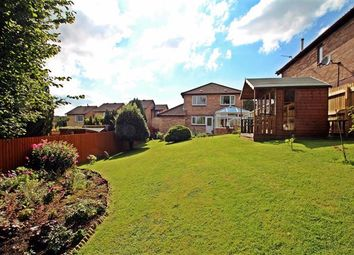 Thumbnail 4 bed detached house for sale in Beechwood Drive, Llantwit Fardre, Pontypridd