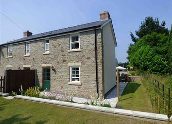 Thumbnail 3 bed semi-detached house for sale in Awre, Newnham