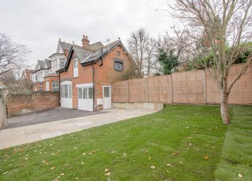Thumbnail 2 bed semi-detached house for sale in Rosebery Road, London
