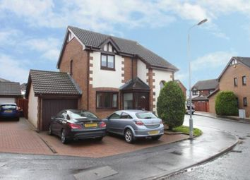 Thumbnail 3 bedroom detached house for sale in Thomson Drive, Bellshill, North Lanarkshire