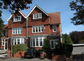 Thumbnail 7 bed semi-detached house for sale in Cliff Road, Hornsea, East Yorkshire