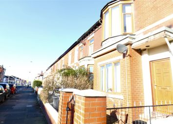 Thumbnail 3 bed terraced house for sale in Grasmere Road, Blackpool