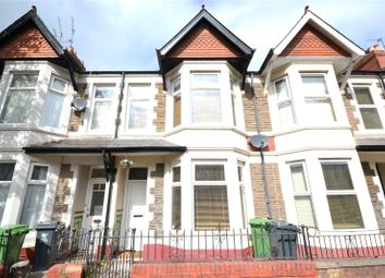 Thumbnail 3 bedroom terraced house for sale in Canada Road, Heath, Cardiff