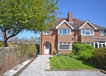 Thumbnail 3 bed semi-detached house for sale in Fishbourne Road West, Fishbourne