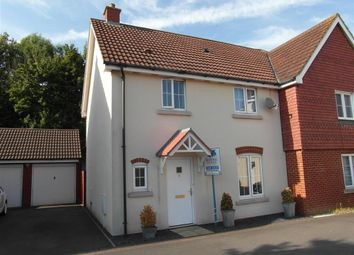 Thumbnail 3 bed semi-detached house for sale in Marmion Way, Ashford, Kent
