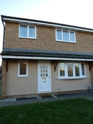 Thumbnail 2 bed terraced house to rent in Ripon Close, Kempston, Bedford