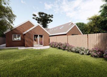 Thumbnail 3 bed detached bungalow for sale in Burton Road, Midway, 0
