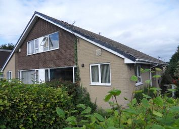 Thumbnail 3 bed semi-detached bungalow for sale in Woodburn Avenue, Earlsheaton, Dewsbury, West Yorkshire