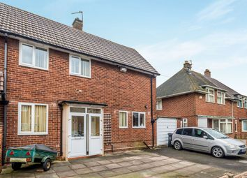 Thumbnail 3 bedroom end terrace house for sale in Deans Place, Walsall