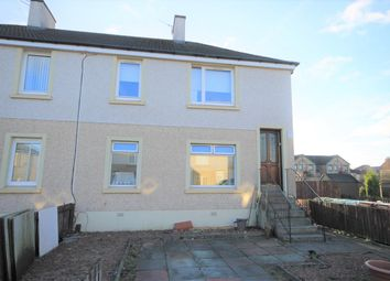 Thumbnail 2 bed flat for sale in Northmuir Drive, Wishaw