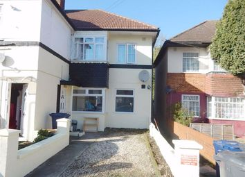 Thumbnail 2 bed flat for sale in Livingstone Road, Southall, Middlesex