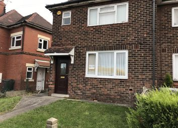 Thumbnail 3 bed terraced house to rent in Ripon Avenue, Doncaster