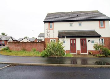 Thumbnail 1 bed semi-detached house for sale in Sycamore Drive, Longtown, Carlisle