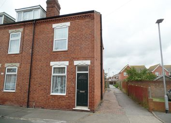 Thumbnail 3 bedroom end terrace house for sale in Percy Street, Goole