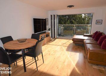 Thumbnail 2 bed flat for sale in Nicholas Wharf, West Mills, Newbury