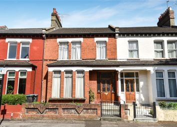 Thumbnail 4 bed terraced house for sale in Woollaston Road, Finsbury Park, London