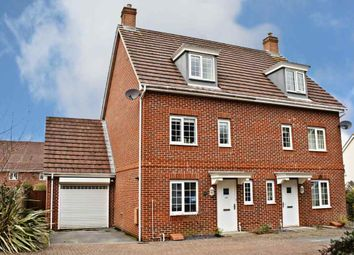 4 bed semi-detached house for sale in School Close, Worting, Basingstoke RG22