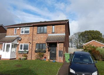 Thumbnail 2 bed semi-detached house for sale in Compton Drive, Streetly