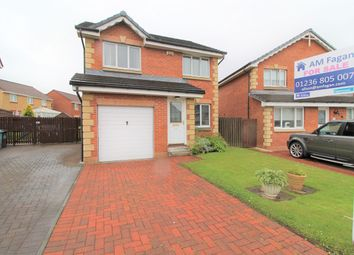 Thumbnail 3 bed detached house for sale in Balfron Drive, Coatbridge