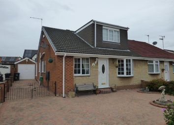 Thumbnail 3 bedroom semi-detached bungalow for sale in Standidge Drive, Bellfield Avenue, Hull