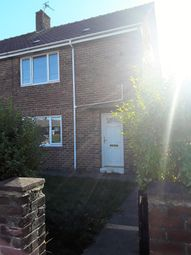 Thumbnail 2 bed end terrace house to rent in Bruntoft Avenue, Hartlepool