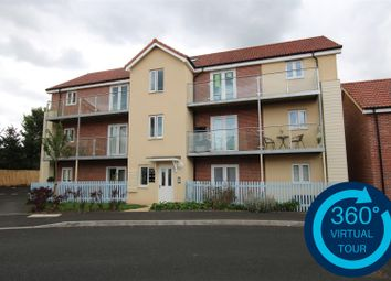 Thumbnail 2 bedroom flat for sale in Myrtlebury Way, Hill Barton Vale, Exeter