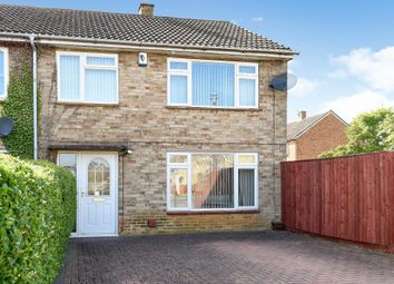 Thumbnail 3 bed terraced house for sale in Leach Road, Bicester
