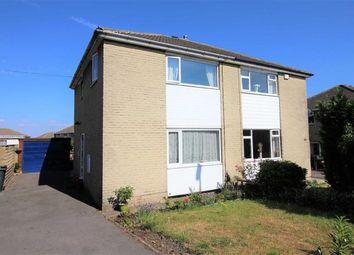Thumbnail 3 bed semi-detached house for sale in Kirkstone Avenue, Dalton, Huddersfield
