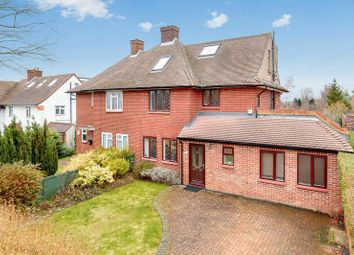 Thumbnail 3 bed semi-detached house for sale in Nork Rise, Banstead