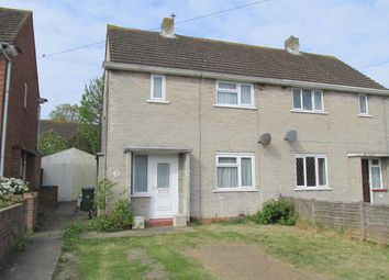 Thumbnail 2 bed semi-detached house for sale in Ash Grove, Bognor Regis, West Sussex