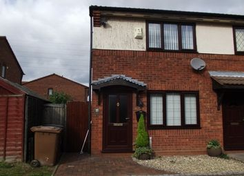 Thumbnail 2 bed property to rent in Consort Drive, Wednesbury
