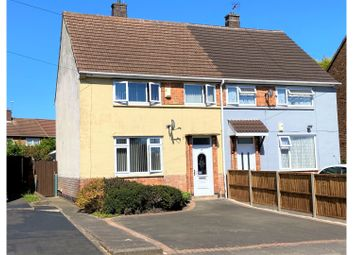 Thumbnail 3 bed semi-detached house for sale in Bringhurst Road, New Parks